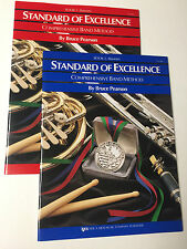 Standard of Excellence for Bassoon Book 1 & Book 2 (2-Book Pack)