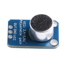 1Pc Electret Microphone Amplifier MAX4466 With Adjustable Gain For Arduino