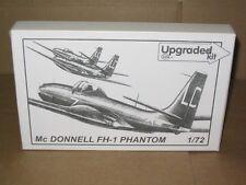 1/72 MPM McDonnell FH-1 Phantom upgraded kit rare OOP