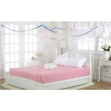 Double Bed mosquito net with cotton bradar