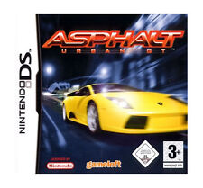 Asphalt Urban GT Car Racing Game Cart/Cartridge Nintendo DS/DSi/Lite/3DS/2DS PAL