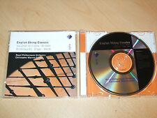 English String Classics - Britten, Vaughan Williams, Elgar, Holst (CD) Mint/New
