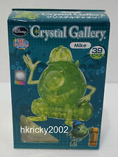 Hanayama Disney Crystal Gallery Monsters Inc. Mike 3D Puzzle