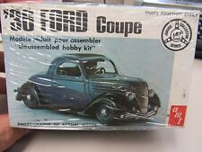 VINTAGE AMT MODEL OF '36 FORD COUPE UNOPENED BOX (7966-CAR-Y)