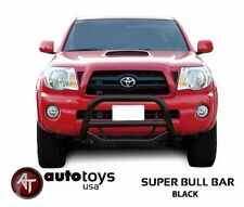 ATU 2002-2009 GMC Envoy Black MAX Bull Sport Bar Brush Bumper Guard