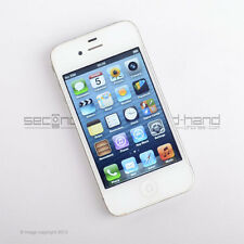 Apple iPhone 4 8GB White Factory Unlocked SIM FREE Good Condition  Smartphone