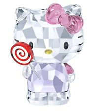 Swarovski Hello Kitty Lollipop, Japanese Crystal Authentic MIB 5269295
