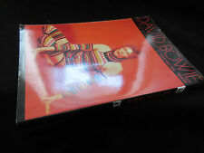 David Bowie Japan Book Archive Series in 2004 Glam Rock Ziggy Iggy Pop