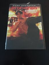 REDEMPTION - KICKBOXER 5 PAYBACK CAN BE DEADLY DVD MARK DACASCOS