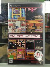 Namco Museum (Sony PSP, 2005) Japan Import Region Free Plays On All PSP
