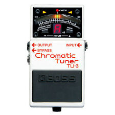 Boss TU-3 TU3 Chromatic Tuner Pedal New