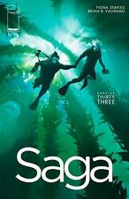SAGA #33, New, First printing, Image Comics (2016)