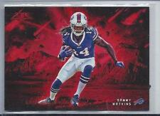 SAMMY WATKINS 2014 TOPPS FIRE RED ON FIRE OUT OF THIS WORLD RC #D 43/43