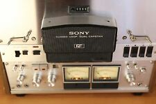 Sony TC-756-2 2 track stereo reel to reel tape recorder 15 / 7.1/5 IPS