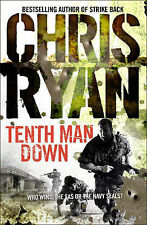 TENTH MAN DOWN : CHRIS RYAN (NEW)  FREE P+P