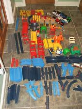 Huge amount of Tomica / Tomy Train Track Engines Stations over 300 items