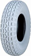 New 4.10/3.50-6 Kenda Gray Universal 4 Ply Tire fits Hoveround Wheelchair