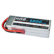 HRB 6S 5000mAh RC Lipo Battery Pack 22.2v 50C-100C For DJI Drone S800 Airplane