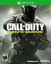 Call of Duty: Infinite Warfare (Microsoft Xbox One, 2016) Brand New/ Region Free