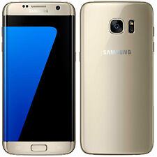 NUOVO di zecca SIGILLATI Samsung Galaxy S7 EDGE sm-g935f Gold da 32GB Platinum