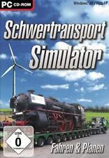 SCHWERTRANSPORT SIMULATOR 2009 Fahren und Planen NEU