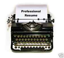 Professional Resume Writing. Specializing in churches/ministries. FAST! 20% OFF