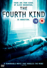 THE 4TH KIND - DVD - REGION 2 UK