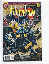 DC COMICS NOV 1993 BATMAN #501 KNIGHTQUEST THE CRUSADE 9.2NM