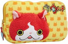 Yokai watch! Jibanyan soft pouch bag! From Japan