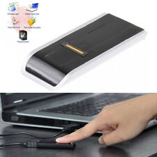 Portable Mini USB Biological Fingerprint Reader Password Lock for PC Laptop File