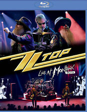 ZZ TOP**2013: LIVE AT MONTREUX**BLU-RAY