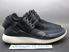 Men's Adidas Y-3 Retro Boost Yohji Yamamoto Black Running Shoes S83256 sz 10