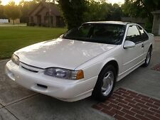 Ford: Thunderbird 2dr Coupe Su