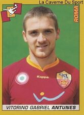 ANTUNES # PORTUGAL AS.ROMA RARE UPDATE STICKER CALCIATORI 2008 PANINI