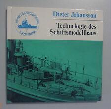 Technologie des Schiffsmodellbaus  Modellsportbücherei  Band 1 Transpress
