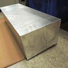 """6.5"""" thick 6061 Aluminum PLATE 9"""" x 26"""" Long Solid Flat Stock sku122780"""
