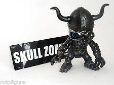 "Skull Zombies Vinyl junkie secret base kaiju Pirate 6"" viking toy tokyo"