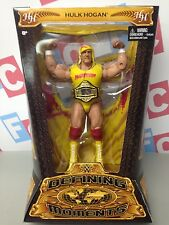 WWE Wrestling Mattel Elite Legends Defining Moments Hulk Hogan Figure Exclusive