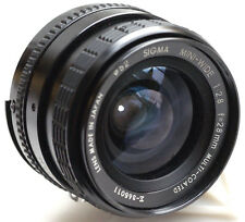 SIGMA Mini Wide for NIKON 28mm f2.8 AI for mirrorles cameras  JAPAN