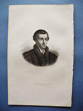Portrait de Nicolas KOPERNIK célèbre astronome