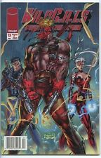 Wildcats Covert Action Teams 1992 series # 13 very fine comic book