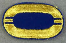 504th Parachute Infantry Regiment 2nd Battalion Airborne Oval Cut Edge Patch