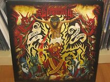 SATAN'S WRATH - Aeons Of Satan's Reign LP - BULLDOZER, VENOM, SLAYER, POSSESSED