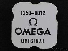 Vintage ORIGINAL OMEGA Intermediate Wheel Part #9012 for Omega Cal. 1250!