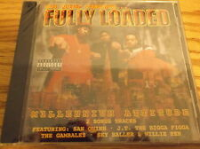Fully Loaded: Millennium Attitude [PA] by Fully Loaded/San Quinn  (NEW SEALED CD