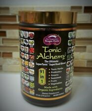 Dragon Herbs Tonic Alchemy Ultimate Superfood Blend  9.5 oz (270 g)