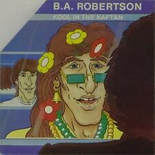 "B.A. ROBERTSON 'KOOL IN THE KAFTAN' UK GATEFOLD DIECUT PICTURE SLEEVE 7"" SINGLE"