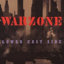 Lower East Side by Warzone (CD, Aug-1996, Victory Records (USA))