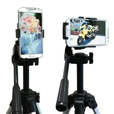 Smartphone Holder & Tripod Mount for Samsung Galaxy S6 S7 Edge Note 6 5 4