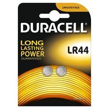 Duracell LR44 Battery AG13 357 A76 RW82 L1154 SR44 A76 B13GA Alkaline Batteries
